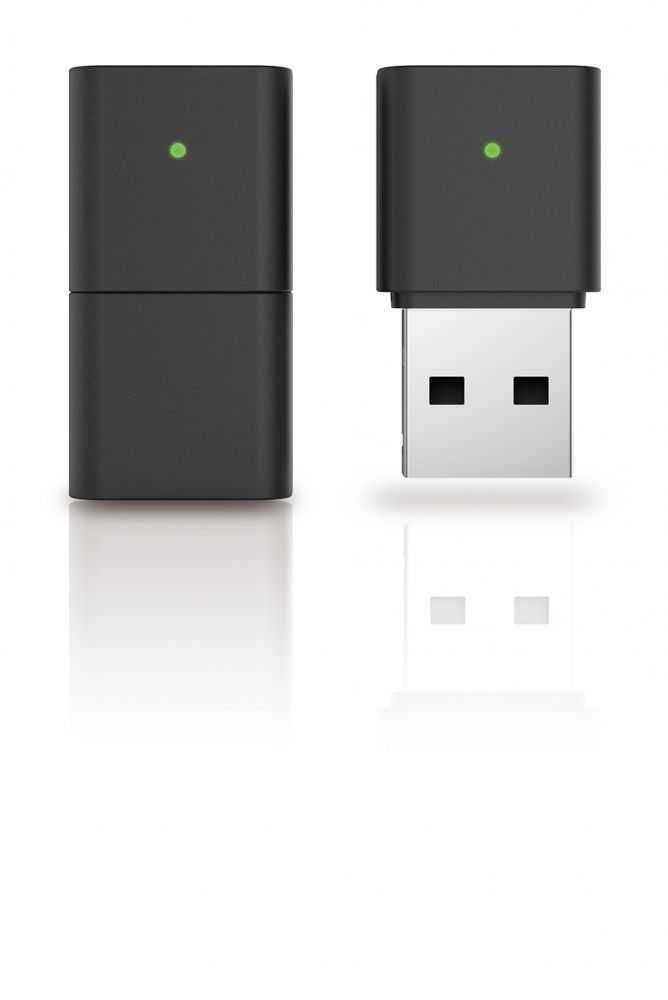 Adaptador Wireless USB Nano USB 2.0 300Mbps DWA-131 D-LINK