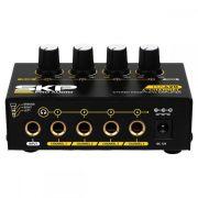 Amplificador De Fone De Ouvido 4 Canais HA-420 SKP