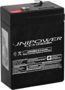 Bateria Selada 6V 4.5 Ah (UP645SEG) UNIPOWER