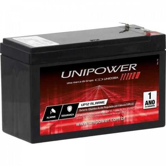 Bateria Selada 12V/4A UP12 Alarme UNIPOWER