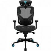 Cadeira Ergonomica Yama5 Preto/Cyan THUNDERX3