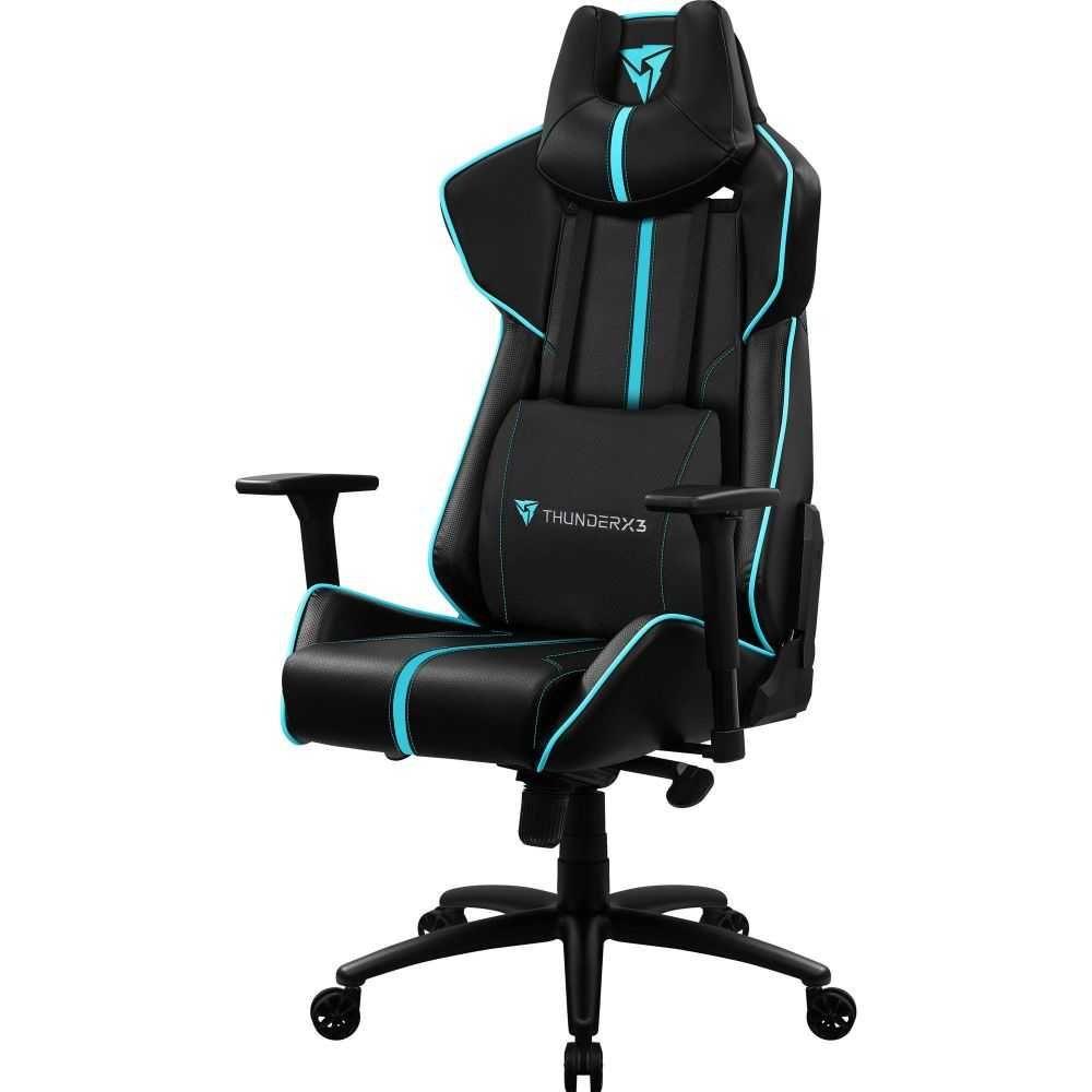 Cadeira Gamer BC7 Larger 200Kg Preta THUNDERX3