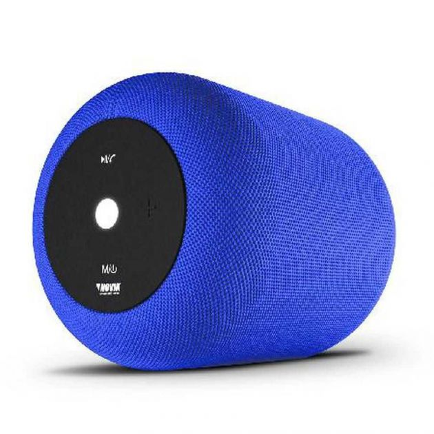 Caixa De Som Portátil START XL SMART 15W Bluetooth/SD/USB Azul NOVIK