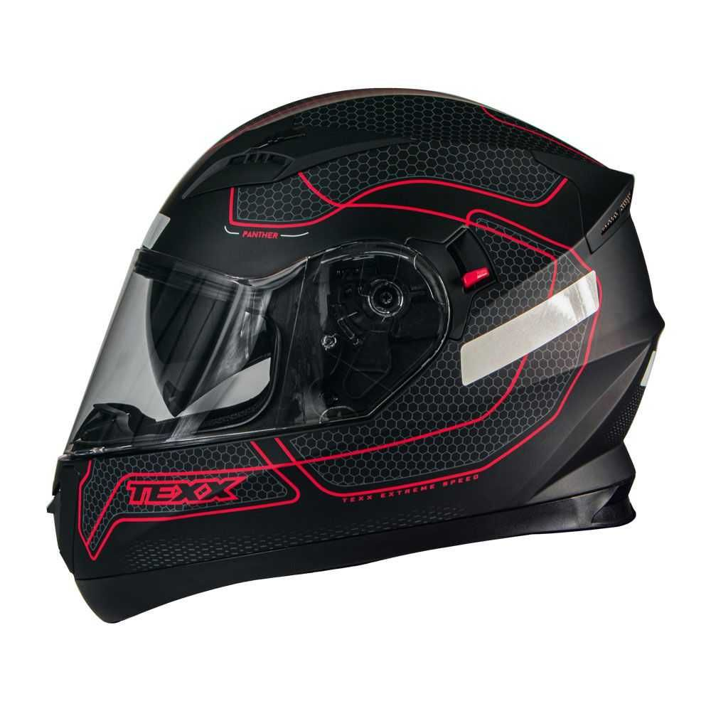 Capacete G2 Panther Vermelho 61 TEXX