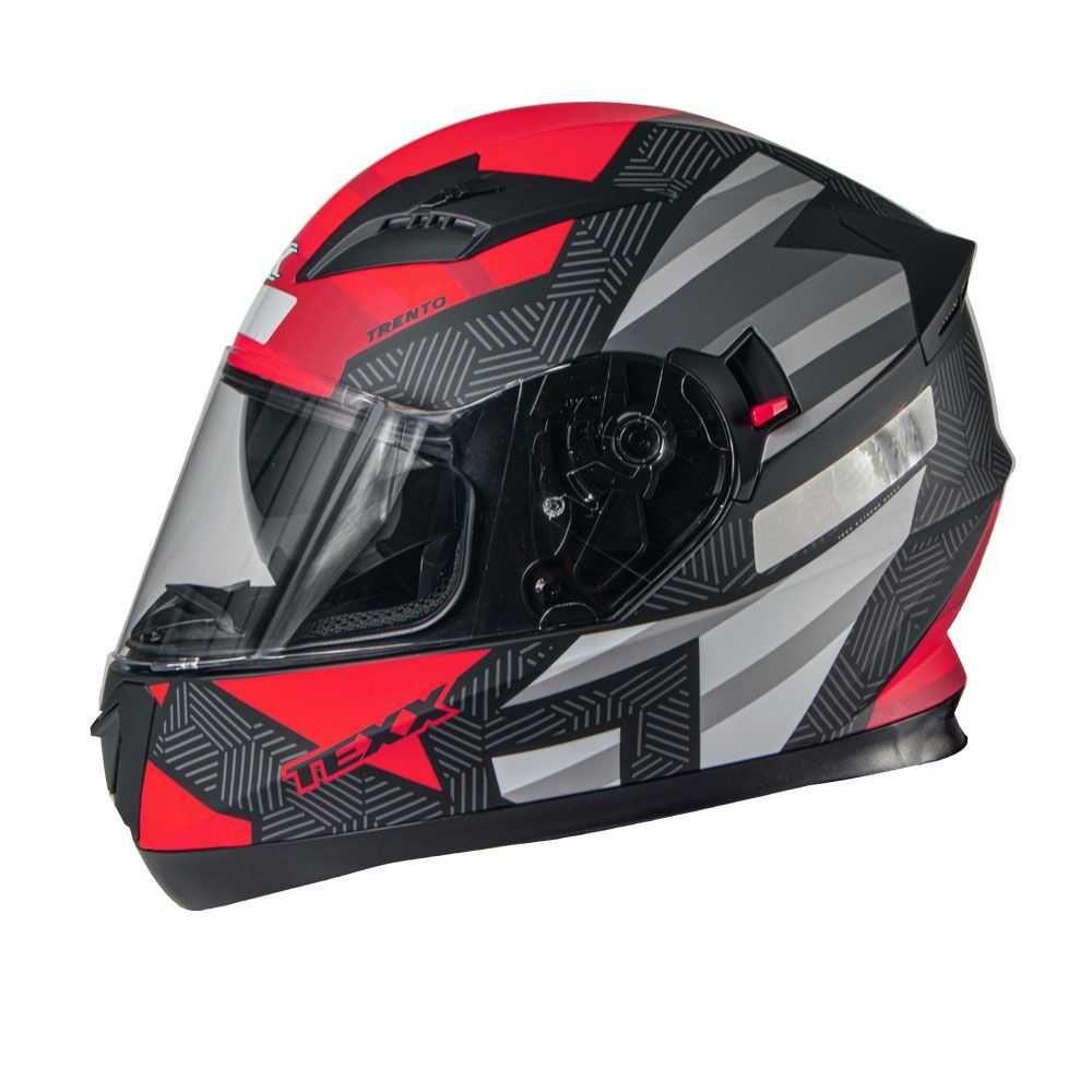 Capacete G2 Trento Vermelho 60 TEXX