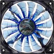 Cooler Fan 12cm SHARK BLUE EDITION LED EN55420 Azul AEROCOOL