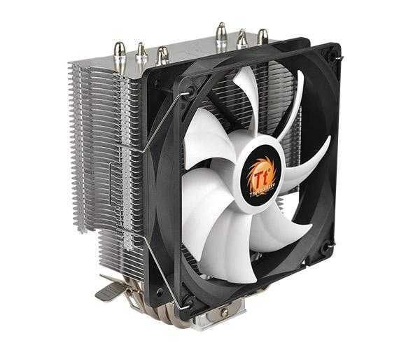 Cooler para Processador Contac Silent 12 Branco CL-P039-AL12BL-A THERMALTAKE