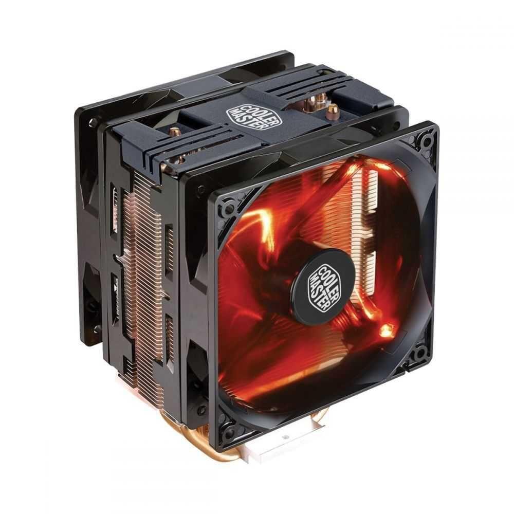 Cooler P/ Processador Hyper 212 Turbo Led Vermelho rr-212tk16prr1 COOLER MASTER