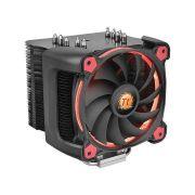 Cooler p/ Processador Riing Silent 12 Pro Vermelho CL-P021-CA12RE-A THERMALTAKE