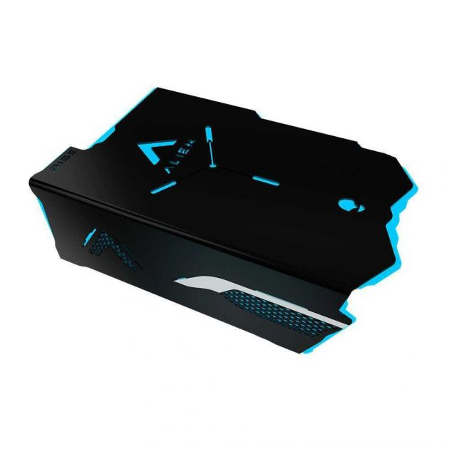 Cover PSU Alien Black RGB Molex RM-CF-03-AL RISE MODE