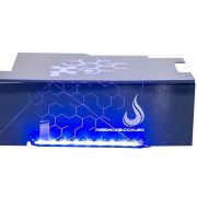 Cover PSU Ice Cold ATX Led Azul RM-CP-01-ICE RISE MODE