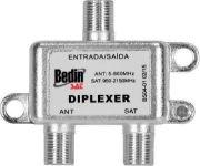 DIPLEXER BANDA C E BANDA KU BS04-01