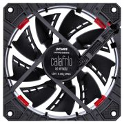 Fan Calafrio 12cm Vermelho FCAL120LDVM PCYES