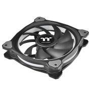Fan Riing Plus Com 3 Unidades 12cm RGB Radiator Premium Edition CL-F053-PL12SW-A THERMALTAKE