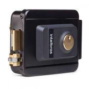 Fechadura Elétrica Cilindro Fixo FX2000 PT INTELBRAS