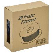 Filamento Para Impressora 3D Pla Perolado Prata 1Kg FLASHFORGE