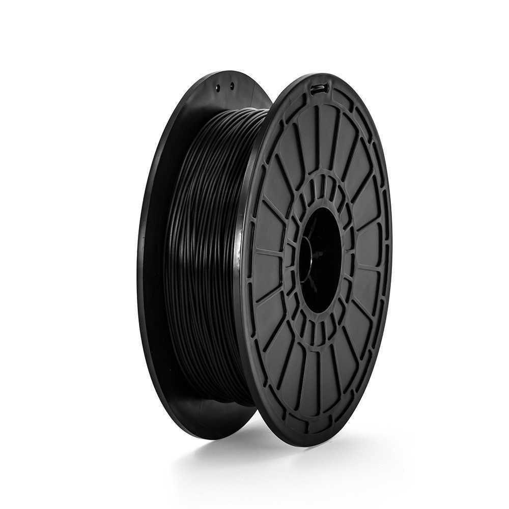 Filamento Para Impressora 3D PLA Preto 0.5KG FLASHFORGE