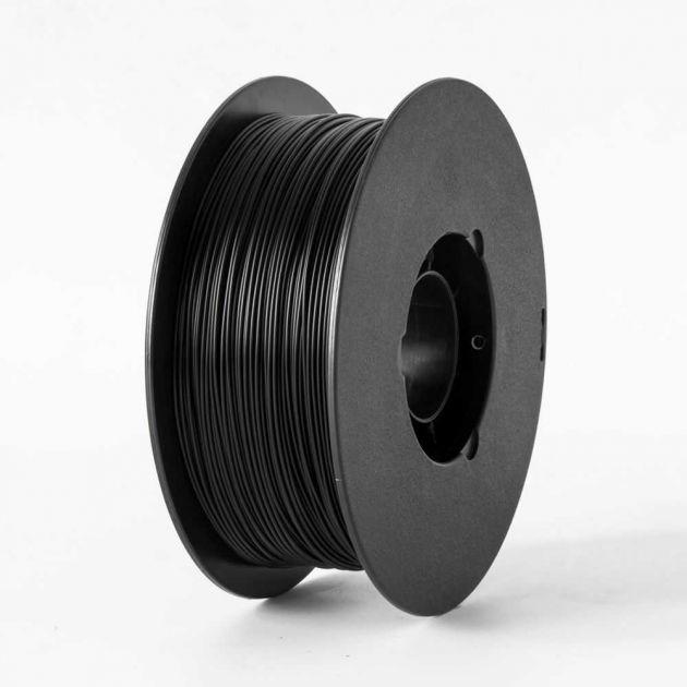 Filamento para impressora 3D PLA Preto 1KG FLASHFORGE