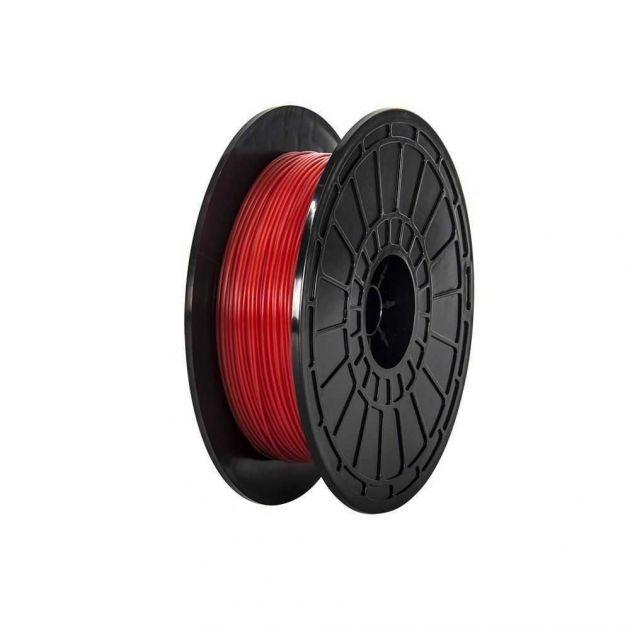 Filamento Para Impressora 3D Pla Vermelho 0.5Kg FLASHFORGE