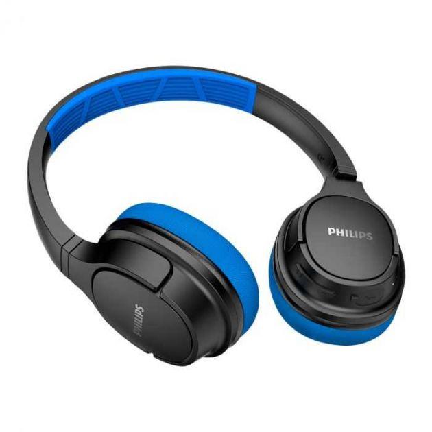 Fone De Ouvido Wireless Supra Auricular TASH402BL PRETO PHILIPS