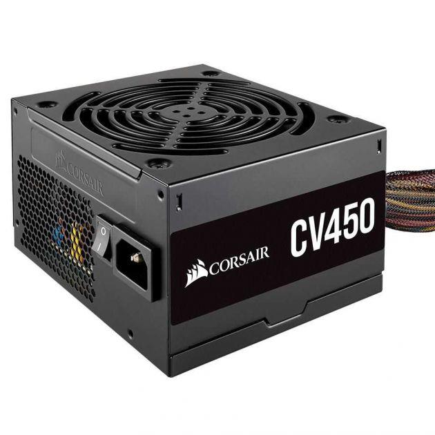 Fonte ATX CV450 80 Plus Bronze CP-9020209-BR CORSAIR