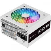 Fonte ATX CX750F Full Modular 80 Plus Bronze RGB White C/Cabo CP-9020227-BR CORSAIR