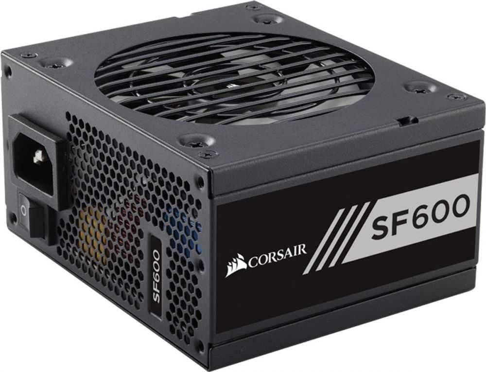 Fonte SFX 600W - SF600 Full Modular - 80 Plus Gold - Sem Cabo De Força - CP-9020105-WW CORSAIR