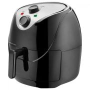 Fritadeira Elétrica Air Fryer 127v 1700w 6.5 Litros Preta CE125 MULTILASER