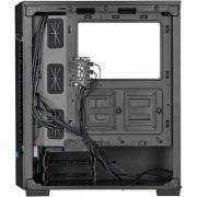Gabinete ATX Mid Tower Crystal Series 220T Black CC-9011173-WW CORSAIR