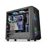 Gabinete Commander C35 TG ARGB Edition THERMALTAKE