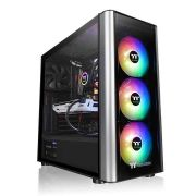 Gabinete Level 20 MT ARGB com 3 fans RGB THERMALTAKE