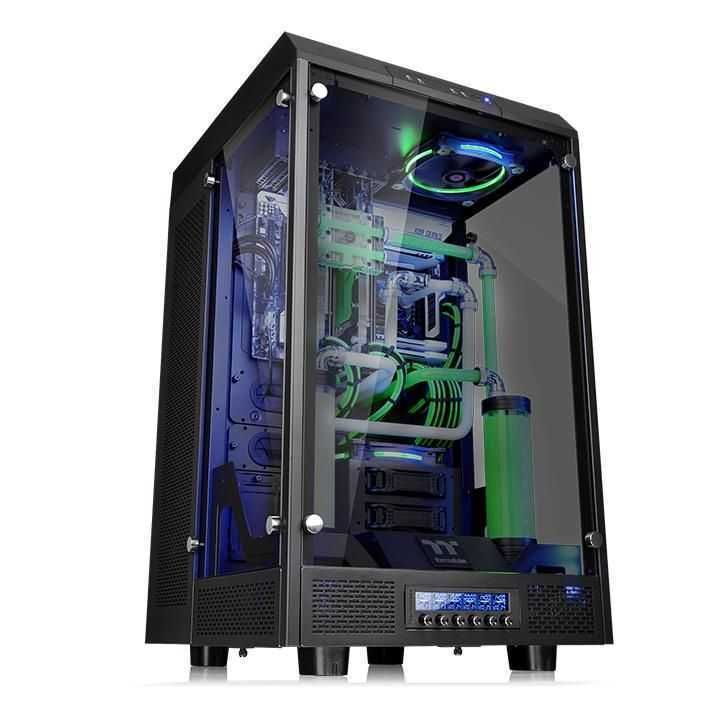 Gabinete The Tower 900 Preto CA-1H1-00F1WN-00 THERMALTAKE
