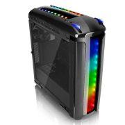 Gabinete Versa C22 RGB Preto CA-1G9-00M1WN-00 THERMALTAKE
