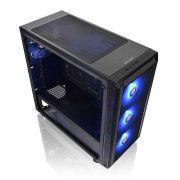 Gabinete Versa J23 com 3 Fans RGB CA-1L6-00M1WN-01 Thermaltake