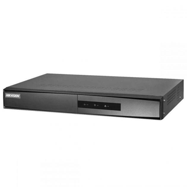 Gravador Digital NVR 4 Canais IP 4MP POE S/HD H265+ DS-7104NI-Q1/4P/M HIKVISION