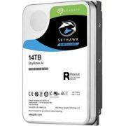 HD Skyhawk 14TB 7200RPM 256MB 24/7 6GB/s ST14000VE0008 SEAGATE