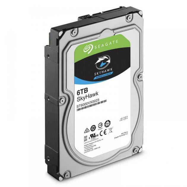 HD SkyHawk 6TB 256MB ST6000VX001 SEAGATE