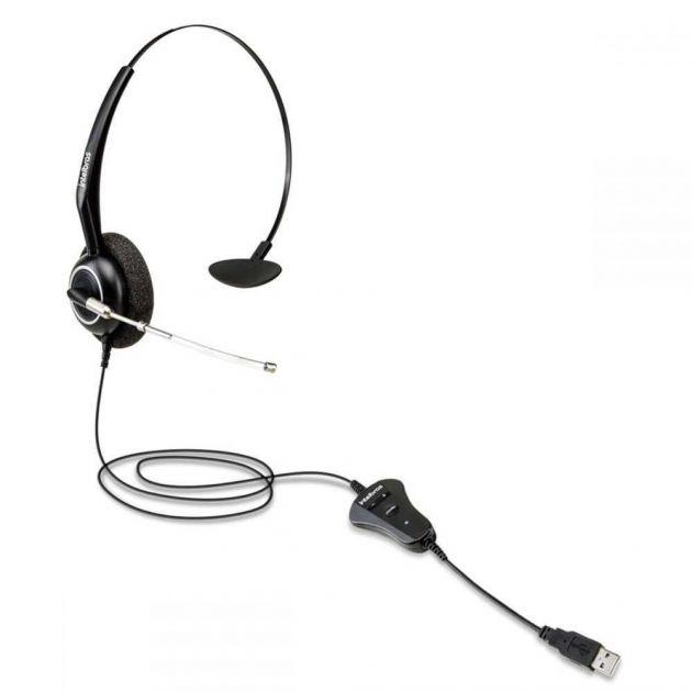 Headset Com Microfone THS 55 USB INTELBRAS