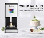 Impressora 3D para Alimentos Sweetin WIIBOOX