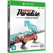 Jogo Burnout Paradise Remastered para Xbox One EA3042ON