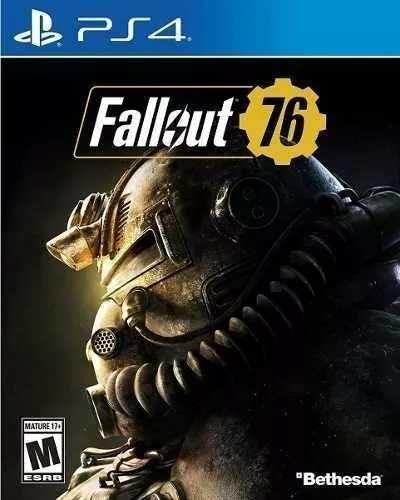 Jogo Fallout 76 para PlayStation 4