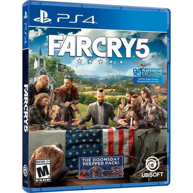 Jogo Far Cry 5 para PlayStation 4 UB2004AL