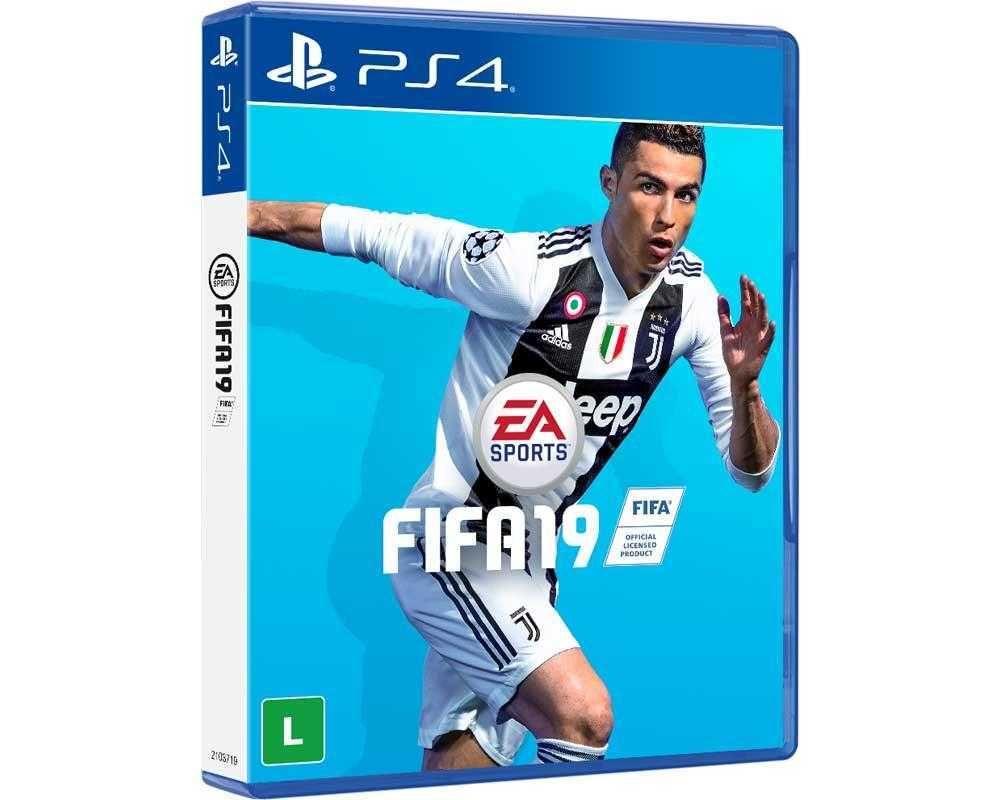 Jogo FIFA 19 para PlayStation 4 EA3044AN