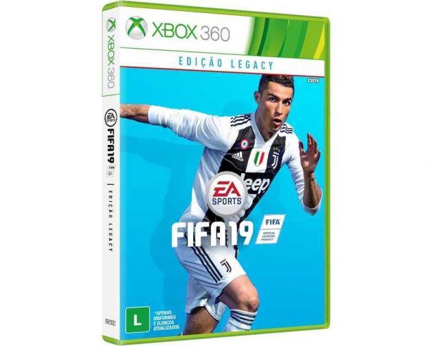 Jogo FIFA 19 para Xbox 360 EA3044XN