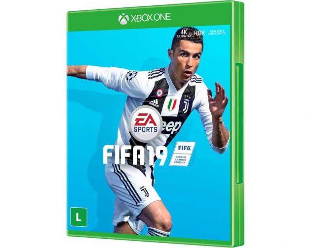 Jogo FIFA 19 para Xbox One EA3044ON
