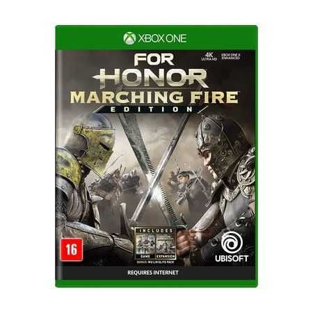 Jogo For Honor Marching Fire Edition para Xbox One UB000030XB1