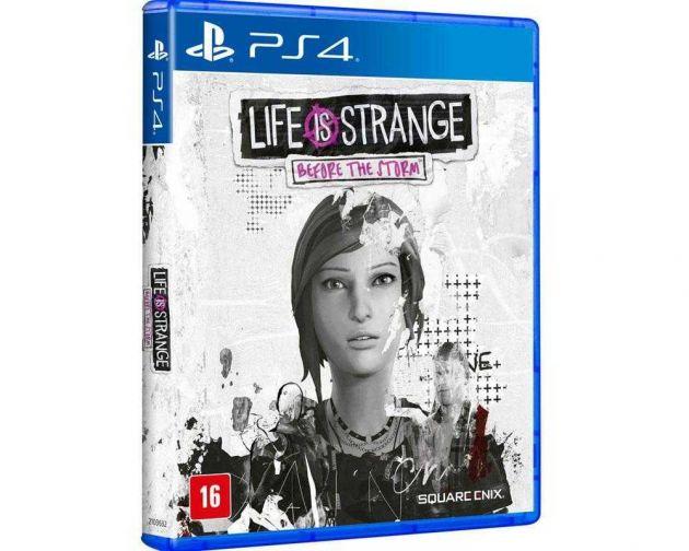 Jogo Life is Strange: Before the Storm para PlayStation 4 SE000176PS4
