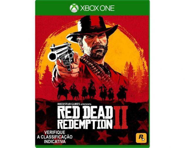 Jogo Red Dead Redemption 2 para Xbox One TT000194XB1