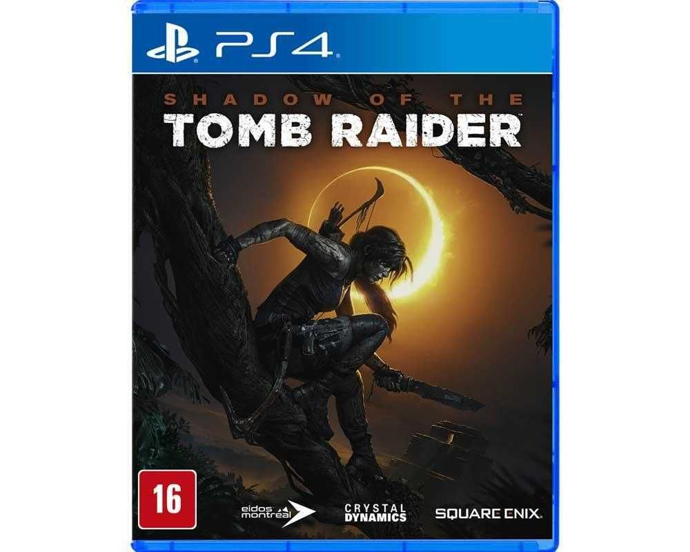 Jogo Shadow of The Tomb Raider para PlayStation 4 SE000182PS4