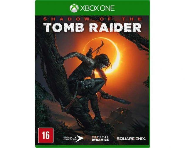 Jogo Shadow of The Tomb Raider para Xbox One SE000183XB1